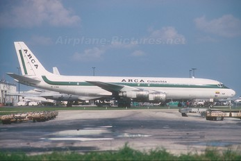 HK-3746X - ARCA Coumbia Douglas DC-8-53(F)