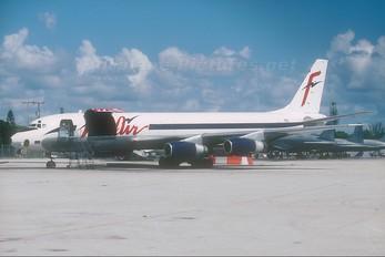 N426FB - Fineair Douglas DC-8-54(F)