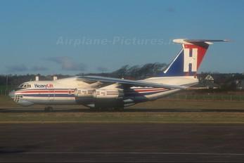 CCCP-76758 - Heavylift Ilyushin Il-76 (all models)