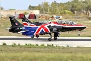 XX307 - Royal Air Force British Aerospace Hawk T.1/ 1A aircraft