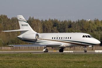 N331DC - Private Dassault Falcon 2000 DX, EX