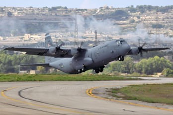 08-8602 - USA - Air Force Lockheed C-130J Hercules