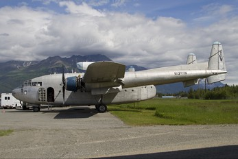 N1394N - Private Fairchild C-119 Flying Boxcar