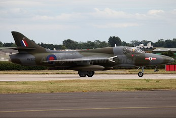 G-BZSE - Private Hawker Hunter T.8