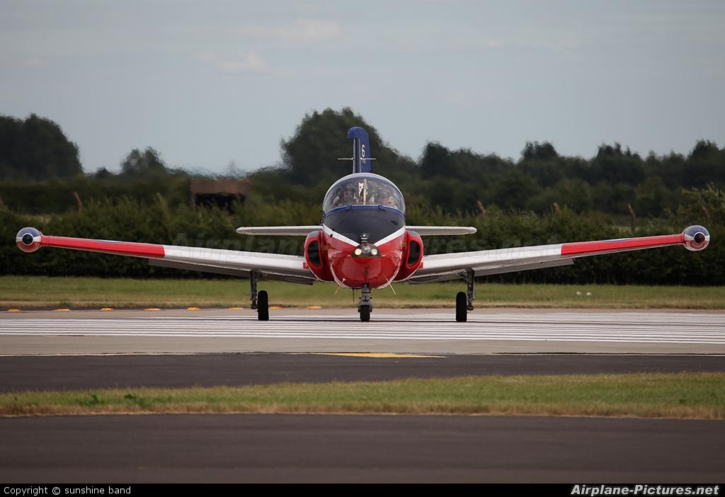 Private G-BWGF aircraft at Waddington