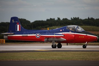 G-BWGF - Private BAC Jet Provost T.5A