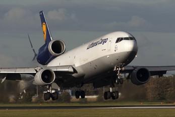 D-ALCK - Lufthansa Cargo McDonnell Douglas MD-11F