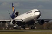 D-ALCK - Lufthansa Cargo McDonnell Douglas MD-11F aircraft