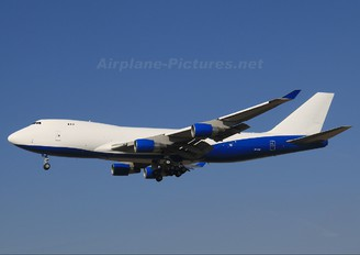 A6-GGP - United Arab Emirates - Government Boeing 747-400F, ERF