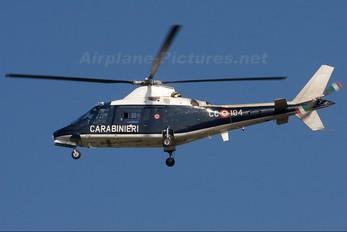 MM81316 - Italy - Carabinieri Agusta / Agusta-Bell A 109A Mk.II Hirundo