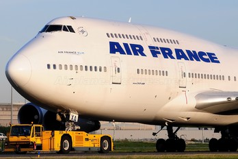 F-GEXA - Air France Boeing 747-400