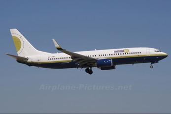 N734MA - Miami Air Boeing 737-800