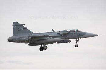 39278 - Sweden - Air Force SAAB JAS 39C Gripen