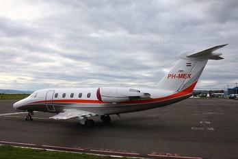 PH-MEX - Solid Air Cessna 650 Citation VI