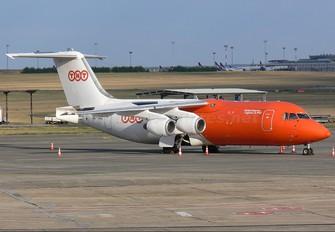 OO-TAJ - TNT British Aerospace BAe 146-200/Avro RJ85-QT Quiet Trader