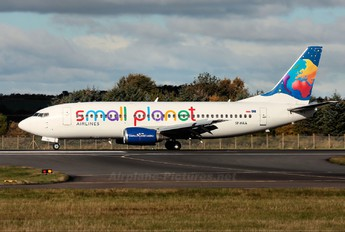 SP-HAA - Small Planet Airlines Boeing 737-300