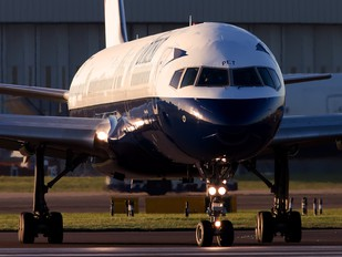G-CPET - British Airways Boeing 757-200