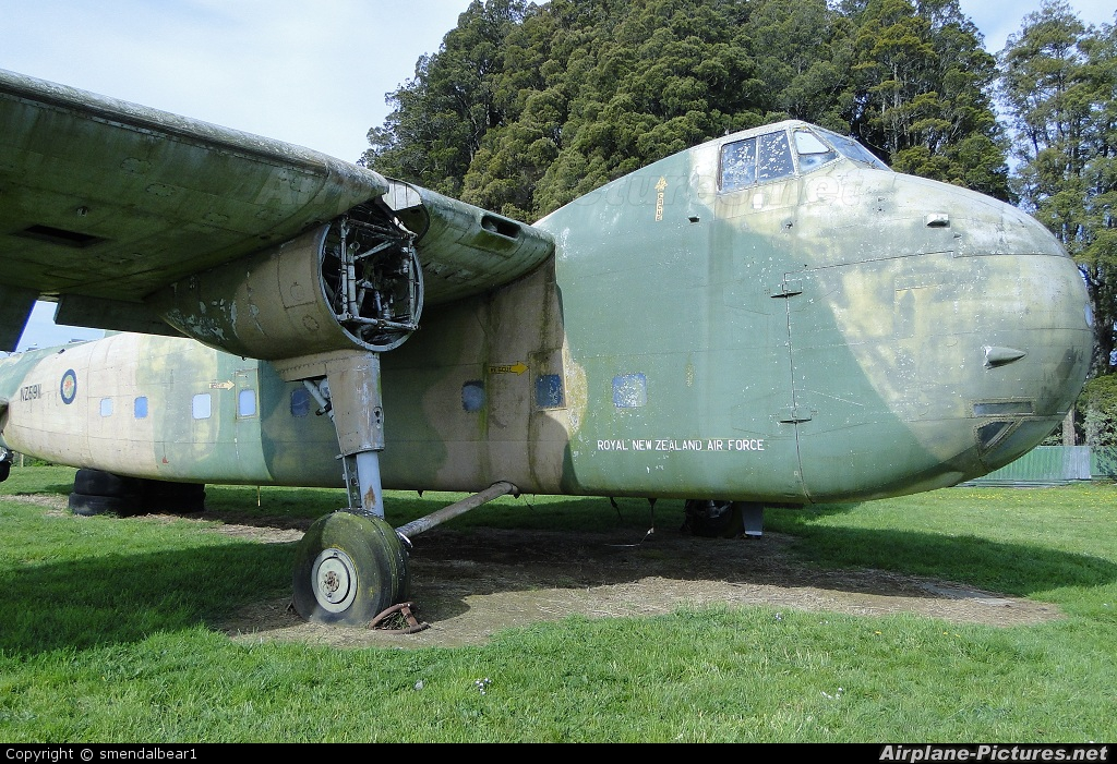 New Zealand - Air Force ZK-EPC aircraft at Ardmore