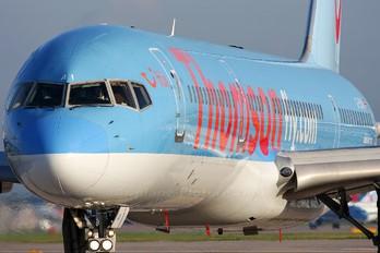 G-BYAI - Thomson/Thomsonfly Boeing 757-200