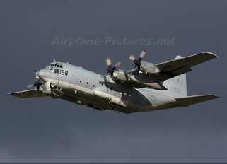 165158 - USA - Navy Lockheed C-130T Hercules