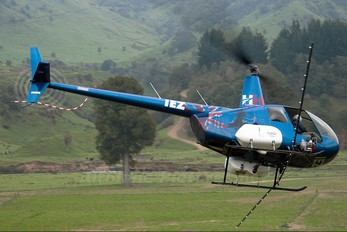 ZK-IEZ - Heartland Helicopters Robinson R44 Astro / Raven