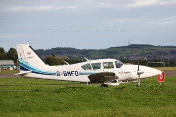 G-BMFD - Giles Aviation Piper PA-23 Aztec