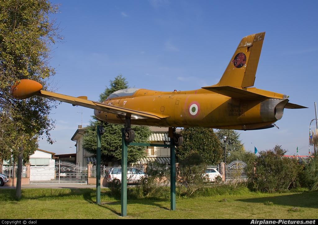 Italy - Air Force MM54243 aircraft at Off Airport - Italy