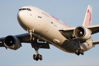 TS-IPB - Tunisair Airbus A300