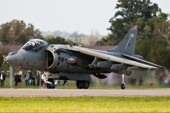 ZD467 - Royal Air Force British Aerospace Harrier GR.9