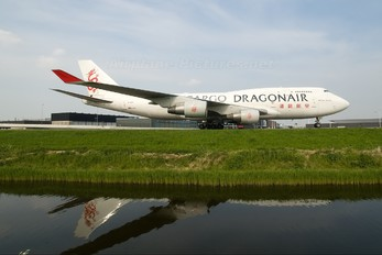 B-KAF - Dragonair Cargo Boeing 747-400BCF, SF, BDSF