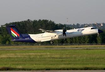 HA-LQC - Malev de Havilland Canada DHC-8-400Q / Bombardier Q400