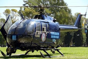 LQ-WFO - Argentina - Police Bolkow Bo.105