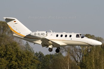 D-ILHD - Lufthansa Flight Training Cessna 525 CitationJet