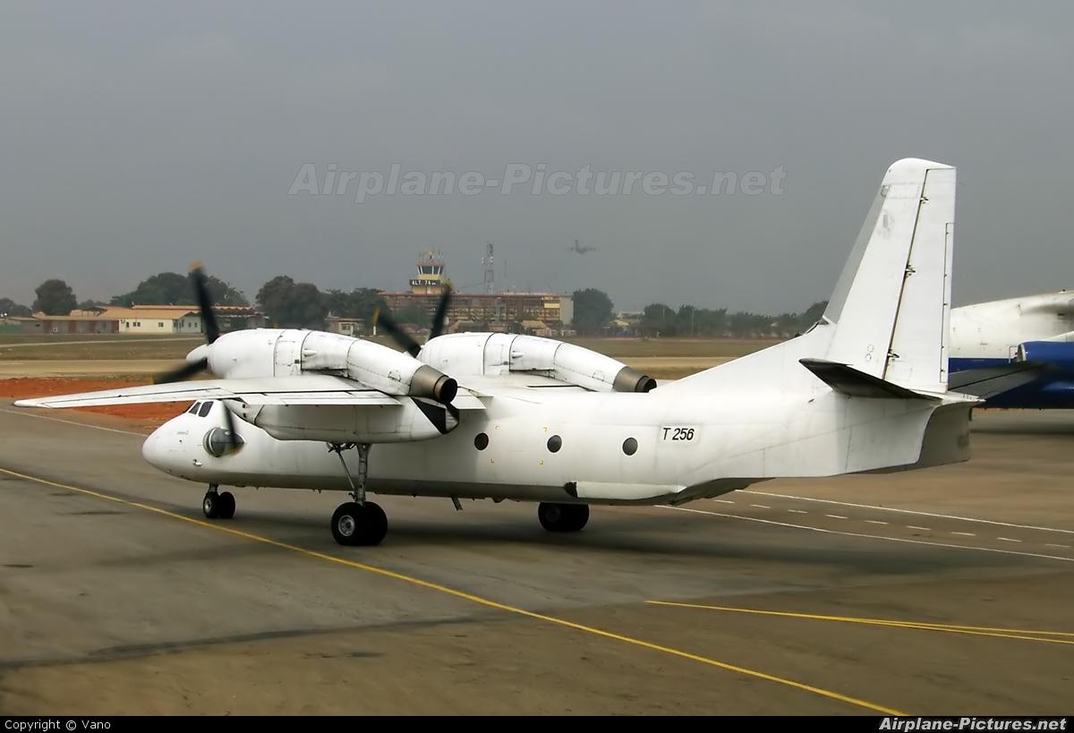 Angola - Air Force T-256 aircraft at Luanda - Quatro de Fevereiro