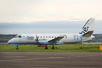 G-LGNB - FlyBe - Loganair SAAB 340