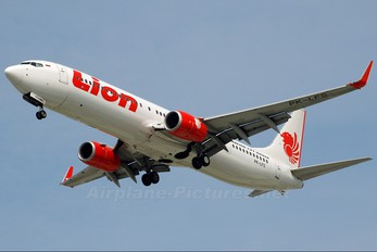 PK-LFS - Lion Airlines Boeing 737-900