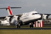 EI-RJU - CityJet British Aerospace BAe 146-200/Avro RJ85 aircraft