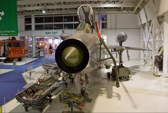 XS925 - Royal Air Force English Electric Lightning F.6