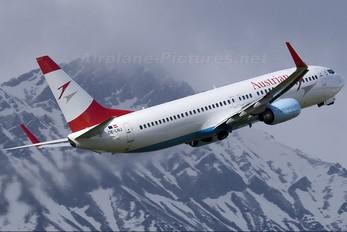 OE-LNJ - Austrian Airlines/Arrows/Tyrolean Boeing 737-800