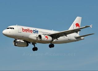 F-ORAF - BelleAir Airbus A319