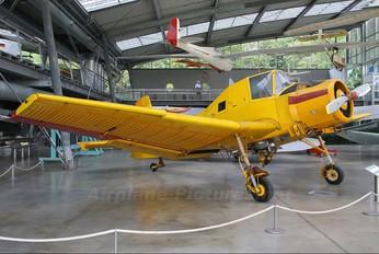 D-ESOZ - Private Zlín Aircraft Z-37A Čmelák