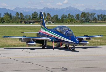 """MM54480 - Italy - Air Force """"Frecce Tricolori"""" Aermacchi MB-339-A/PAN"""