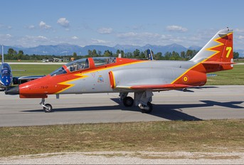 E.25-62 - Spain - Air Force : Patrulla Aguila Casa C-101EB Aviojet