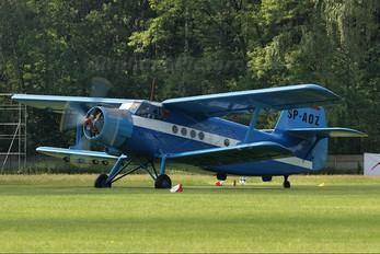SP-AOZ - Private Antonov An-2
