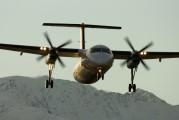 OE-LTG - Austrian Airlines/Arrows/Tyrolean de Havilland Canada DHC-8-300Q Dash 8 aircraft