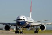 G-CPET - British Airways Boeing 757-200 aircraft
