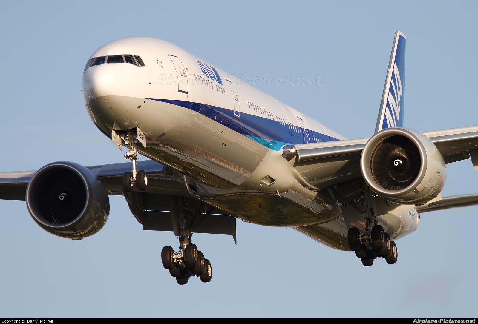 ANA - All Nippon Airways JA788A aircraft at London - Heathrow