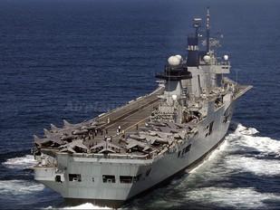 - - Royal Navy British Aerospace Sea Harrier FA.2