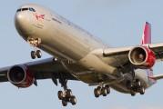 G-VGOA - Virgin Atlantic Airbus A340-600 aircraft