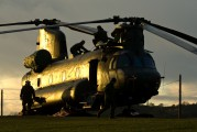 ZA712 - Royal Air Force Boeing Chinook HC.2 aircraft